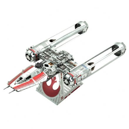Star Wars Metal Earth Zorii's Y-Wing Fighter
